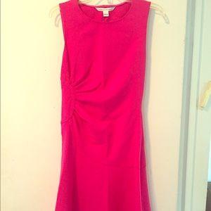 DVF, Brand new, hot pink dress